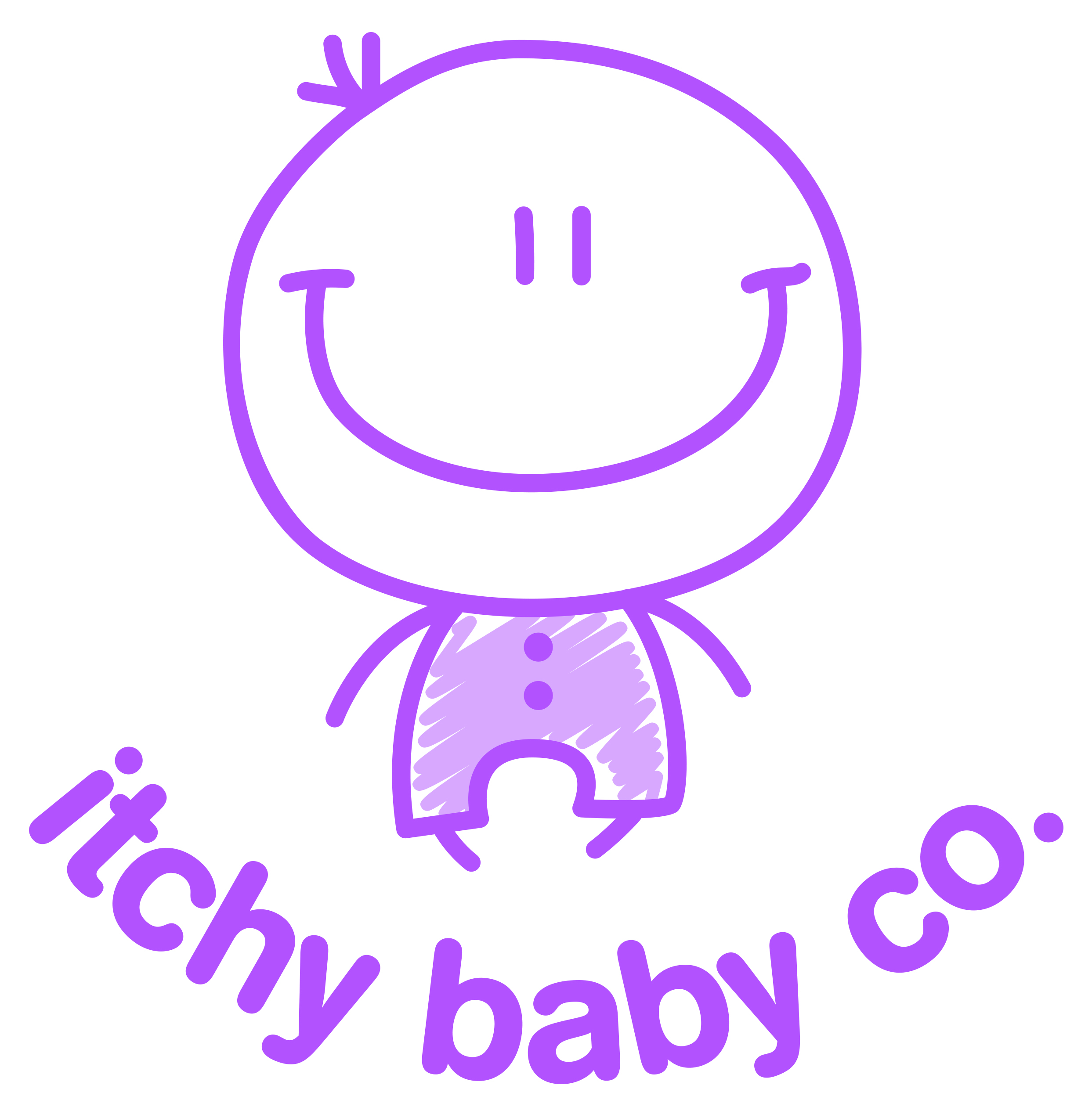Itchy Baby Co