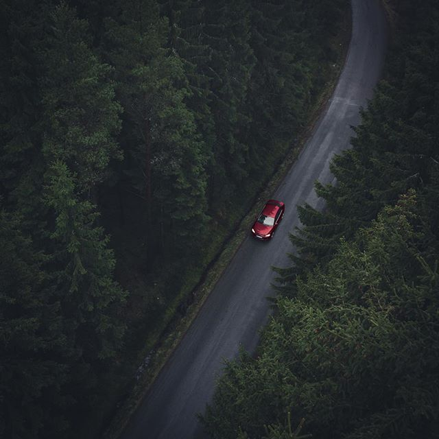 On the road, exploring.  #welcometonature #naturelovers #travel #sweden #visitsweden #ig_sweden #nature #landscape #adventure #outdoors #visitscandinavia #photooftheday #picoftheday #roadtrip #fog #instagood #toursweden #explore #tree #naturephotography #forest #dji #mavicpro #dronestagram #drone #swedenmylove #moodygrams #instadaily #droneoftheday #aerial