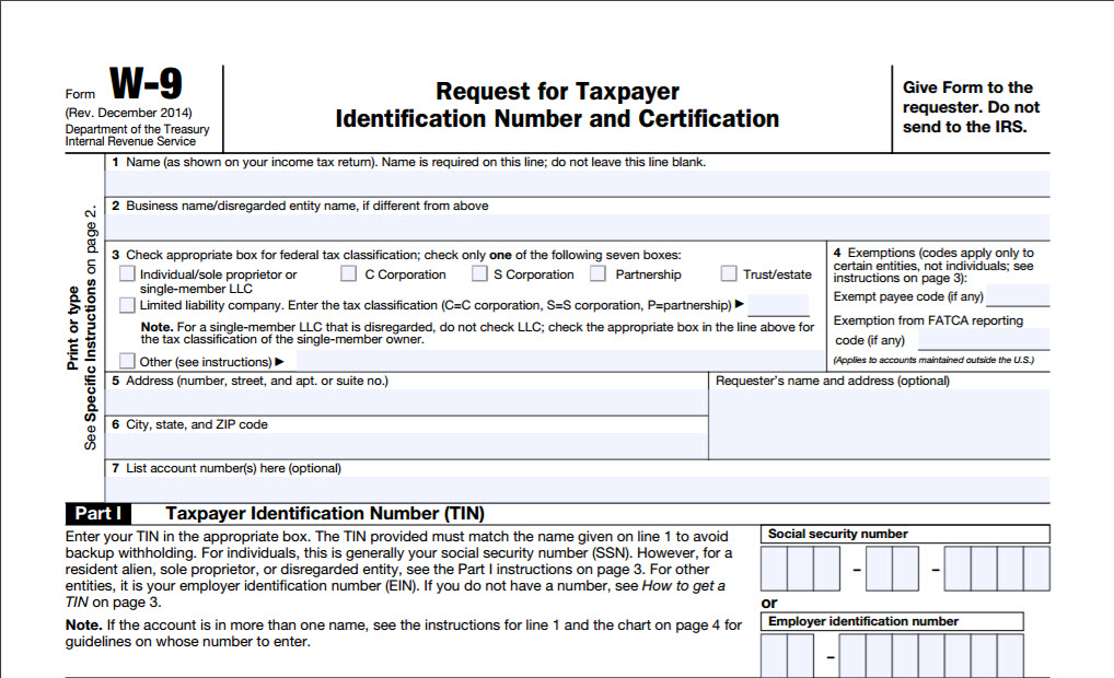 1099 form request  Request Form W-7 Before Payment — Profit and Tax Savings ...