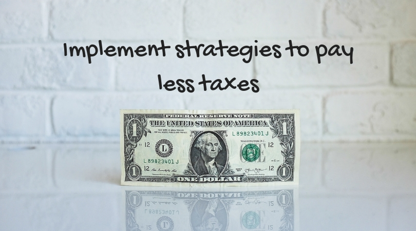 Tax strategy sessions