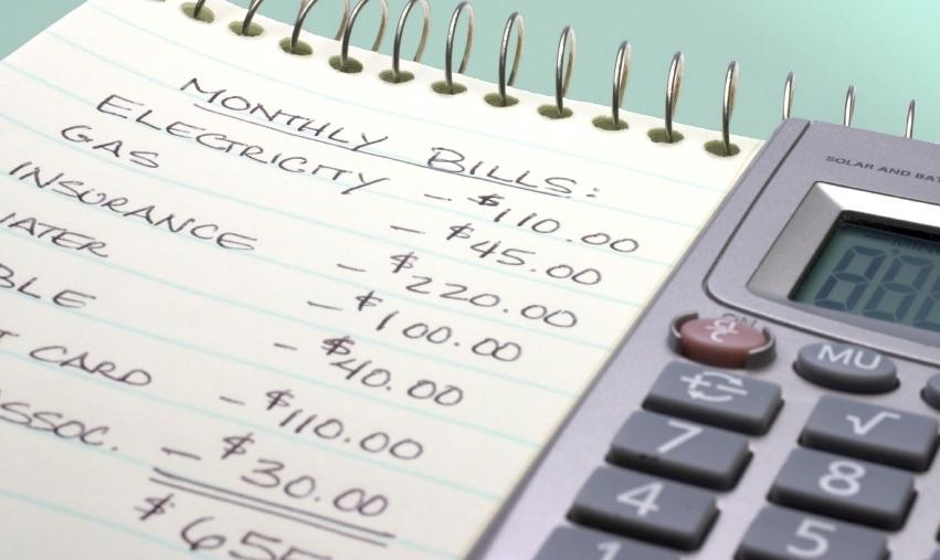 Budgeting & cash flow planning