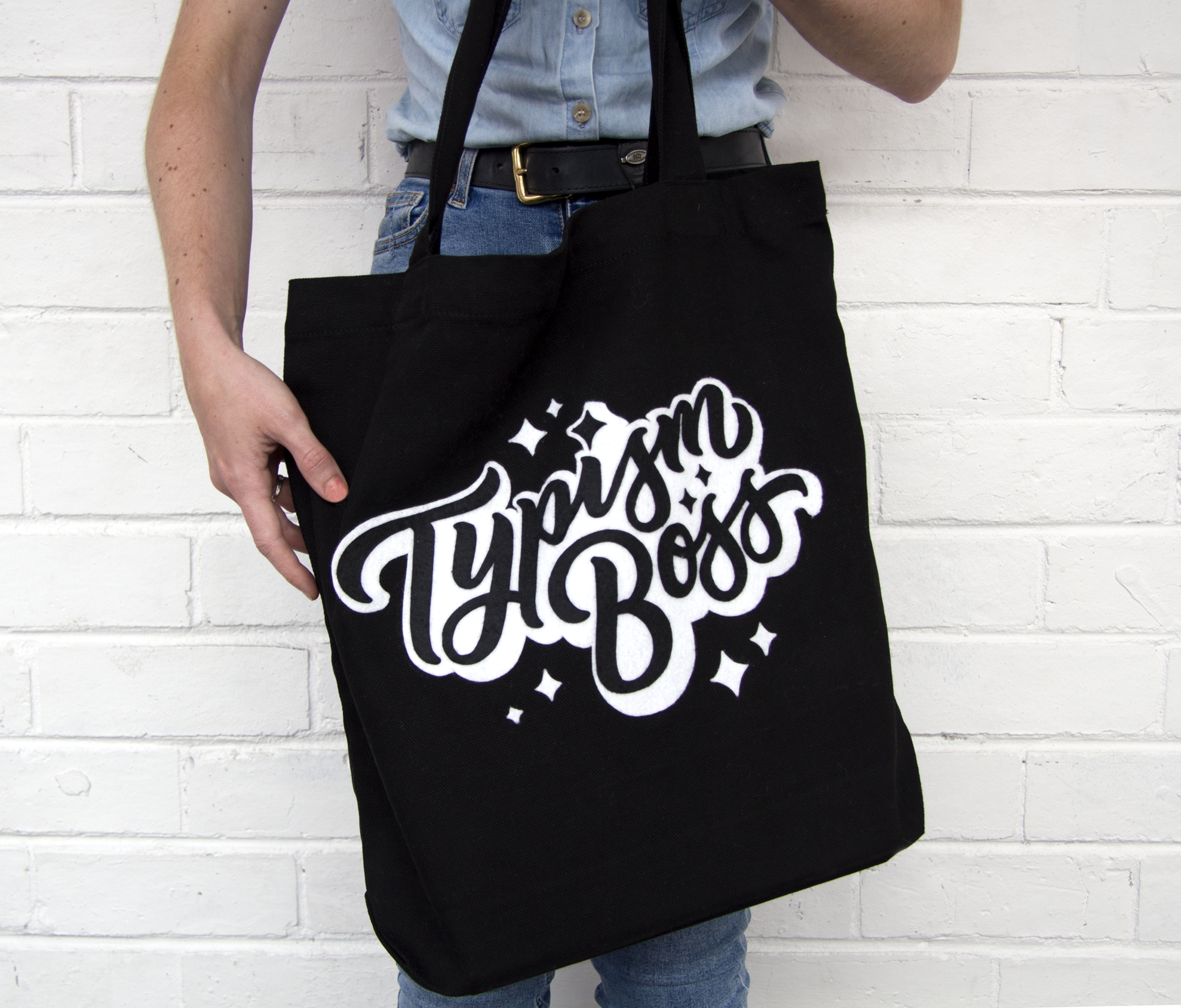 Typism Boss Tote
