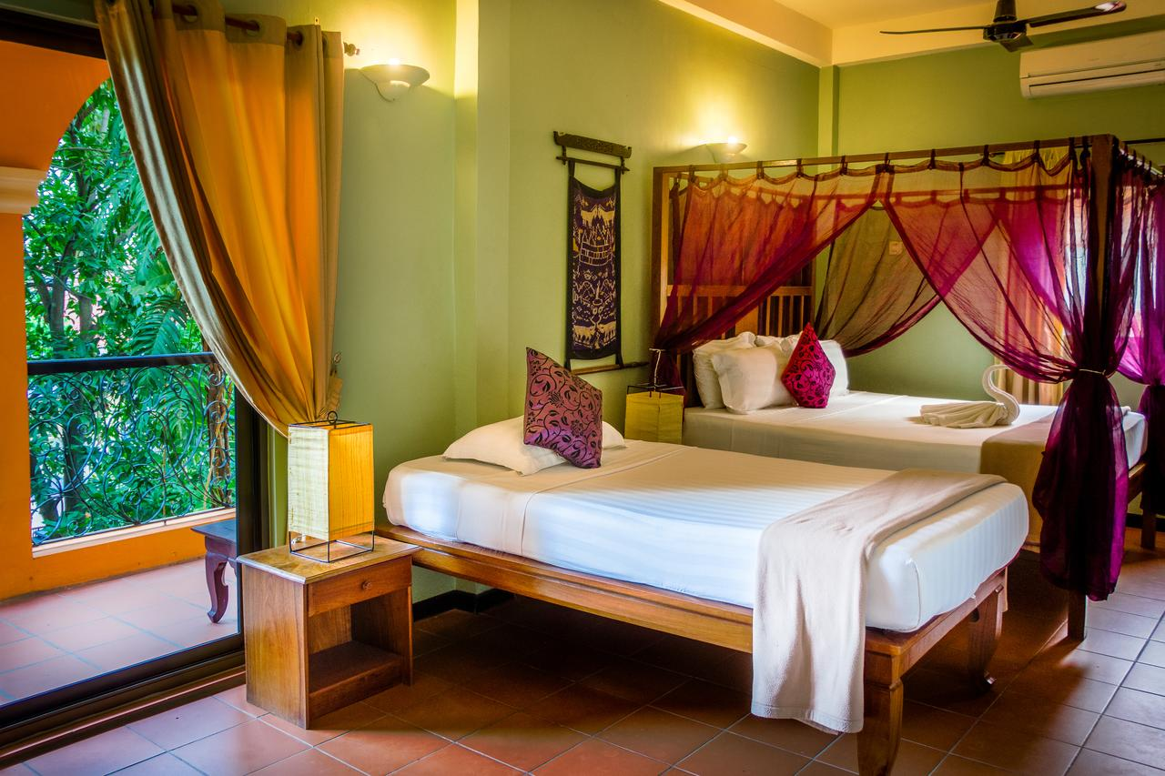 All rates include breakfast and government taxes. please note prices are subject to chance without prior notice and all prices are in USD.     Low Season Rates per night (March - September)  4adults OR 2adults+2children OR 3adults+1child : 75$   High Season Rates per night (October - February)  3adults OR 2adults+2children : 85$   Peak season rates per night (Christmas, New years and Chinese New Years)  4adults OR 2adults+2children OR 3adults+1child : 100$
