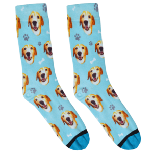 1 Pair of Custom Socks