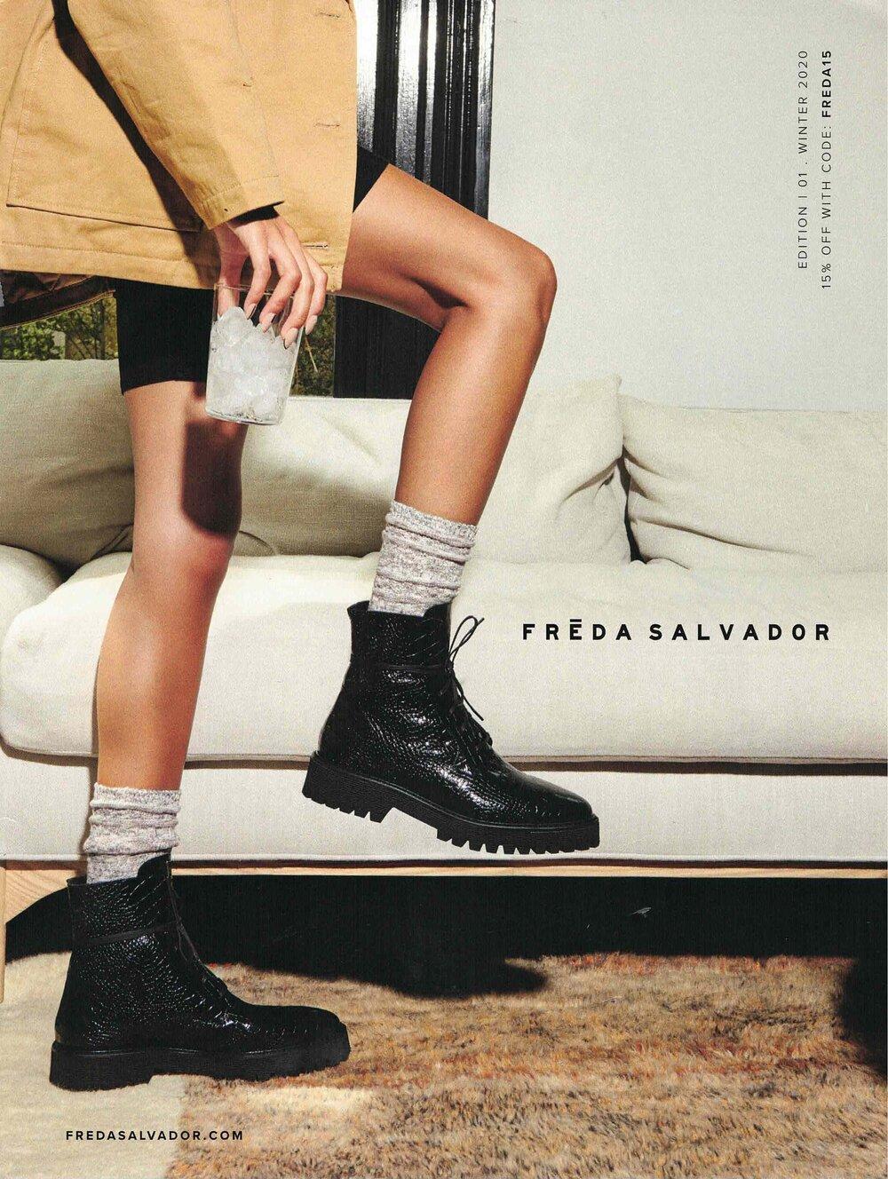 Freda Salvador catalog