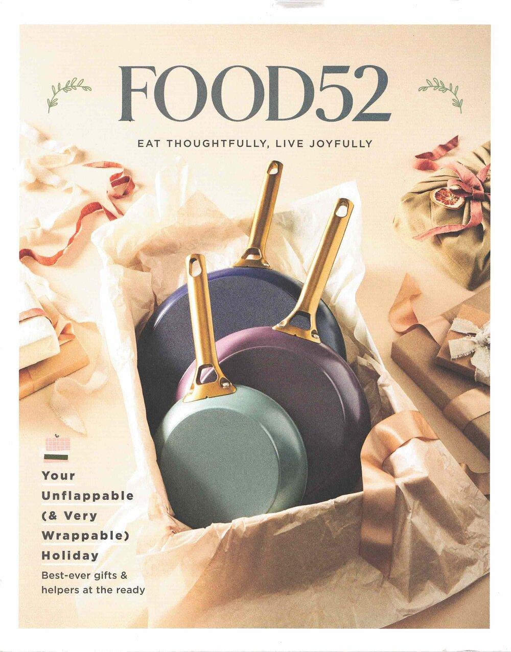 Food 52 full-size catalog