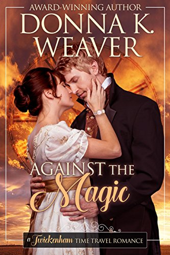 Against the Magic - Donna K Weaver.jpg