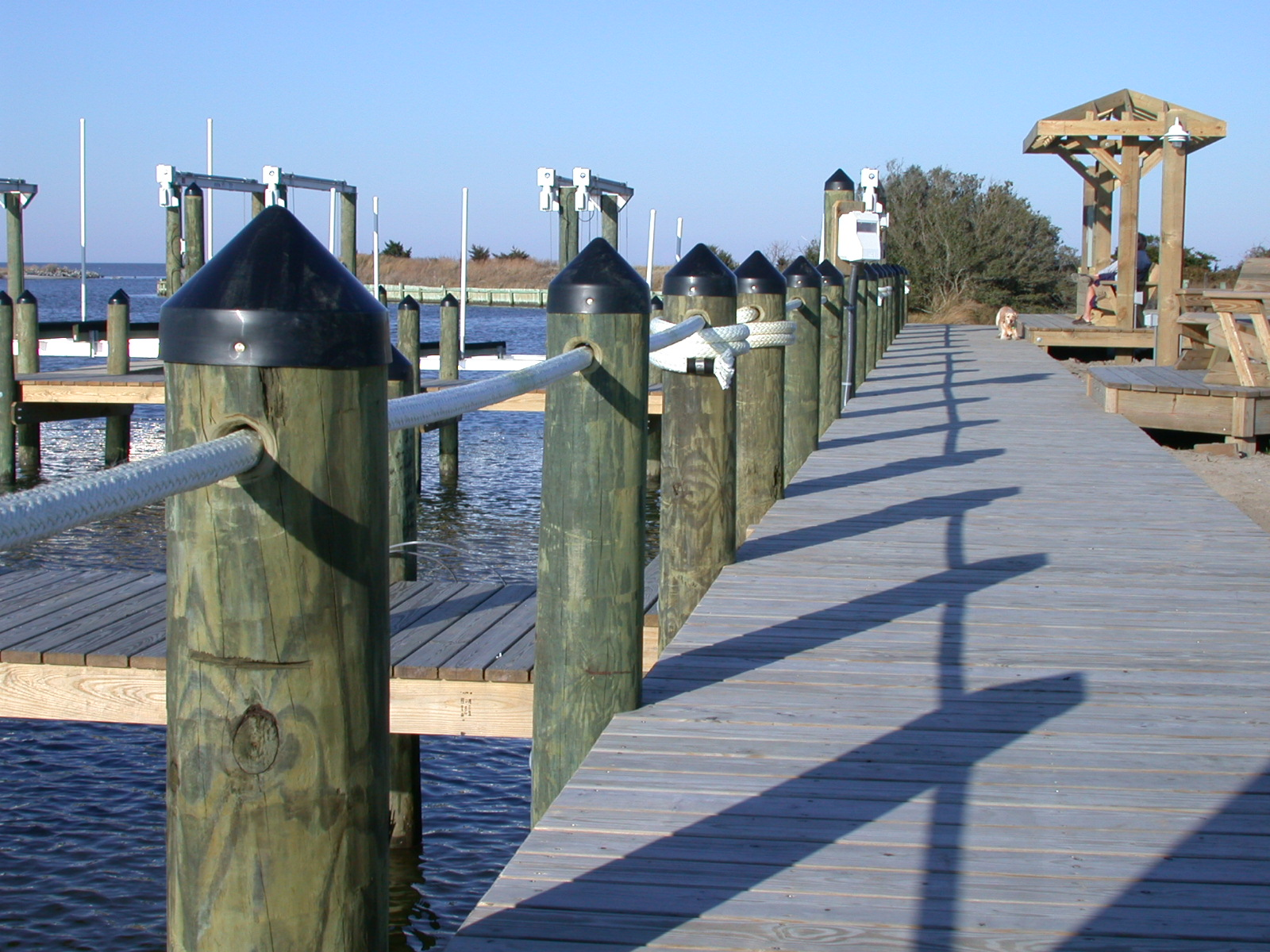 Permit and Production CAD Drawings - Provide complete plans and specifications for waterfront structures.