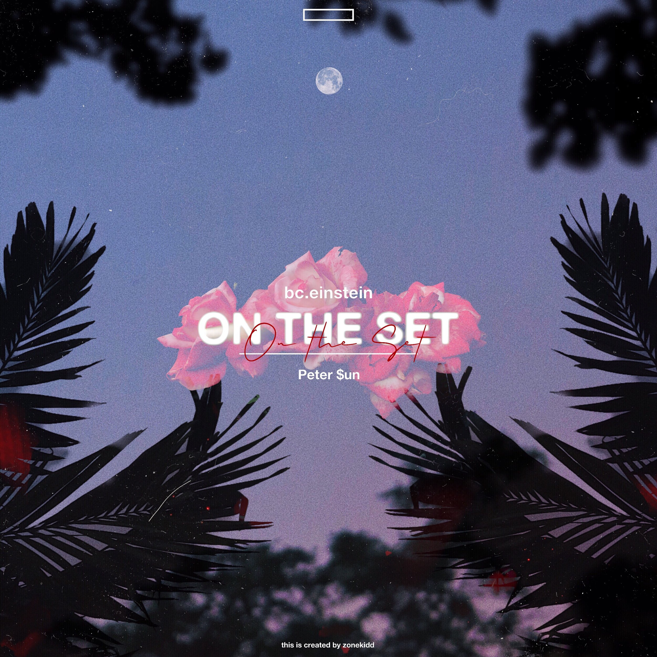 new single 'on the set  ft. peter $un', click the photo link..