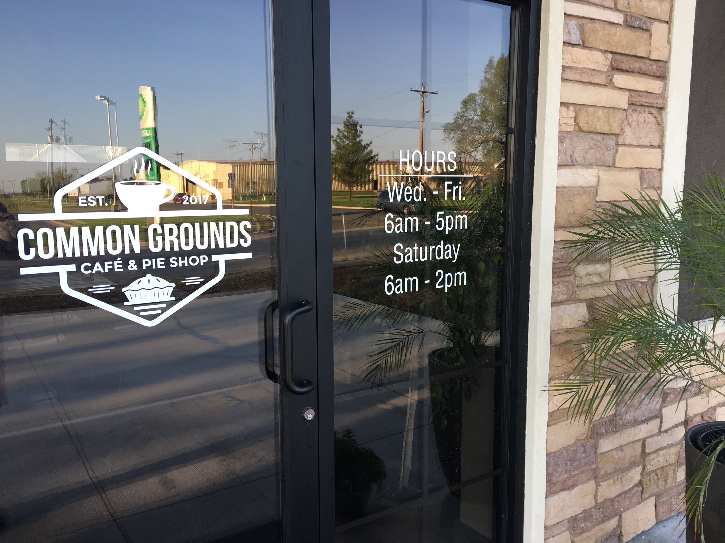 Common Grounds Hours of Operation