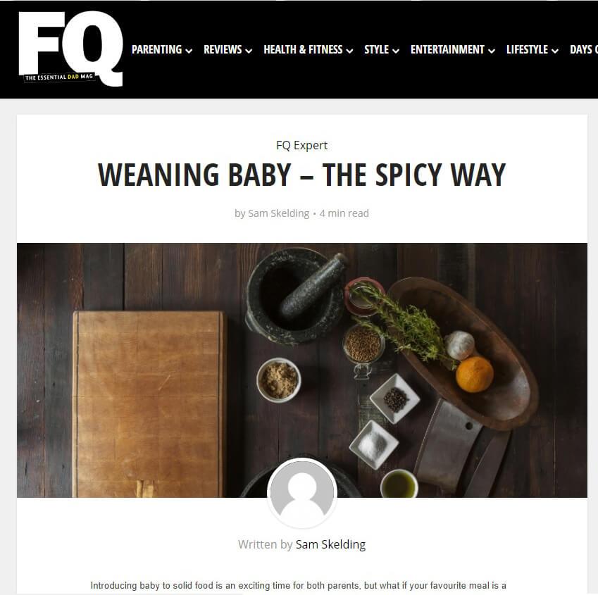 FQ Magazine, April 2015