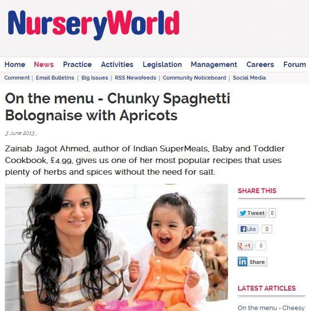 Nursery World, June 2013