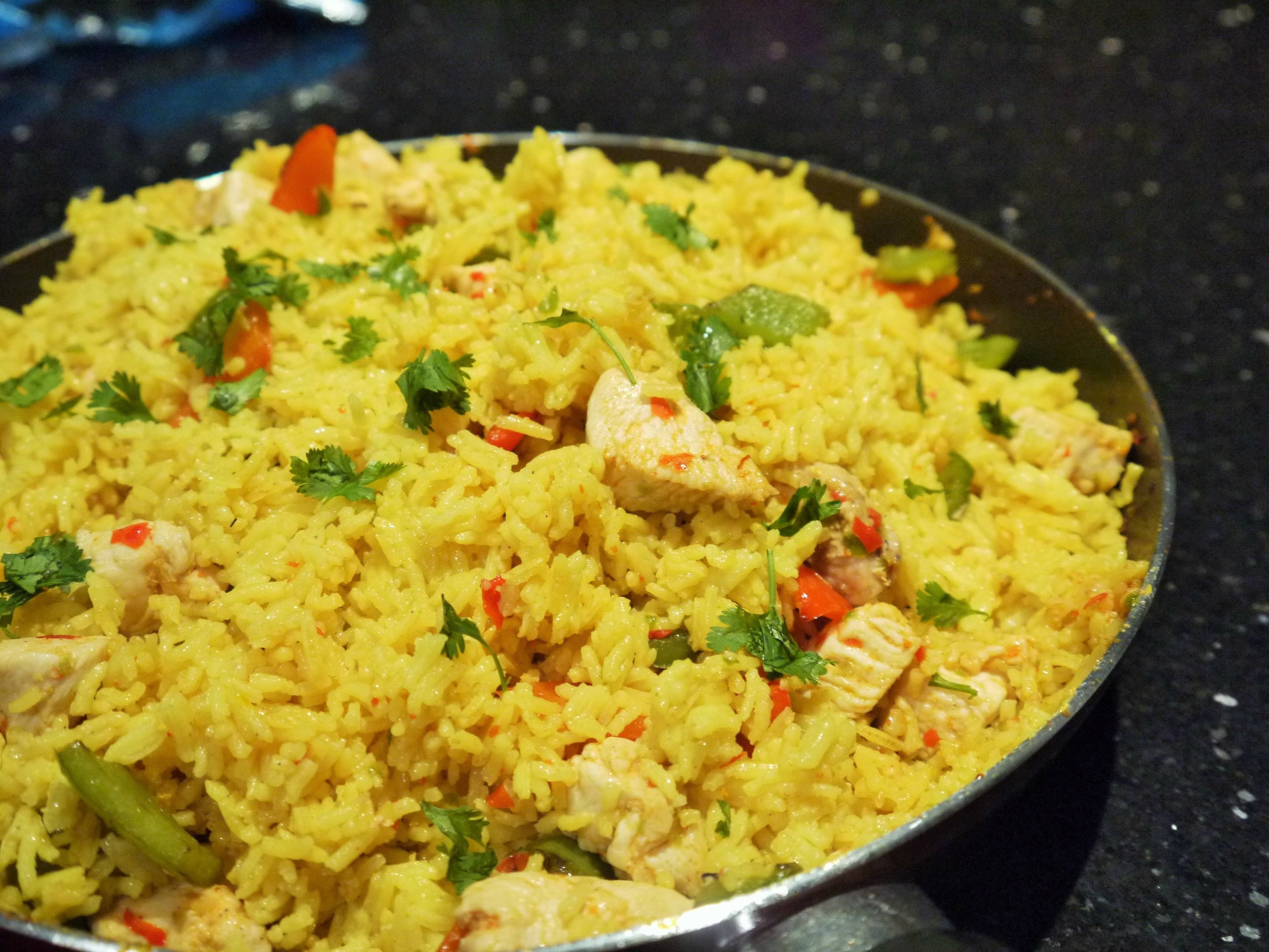 Chicken Paella 2