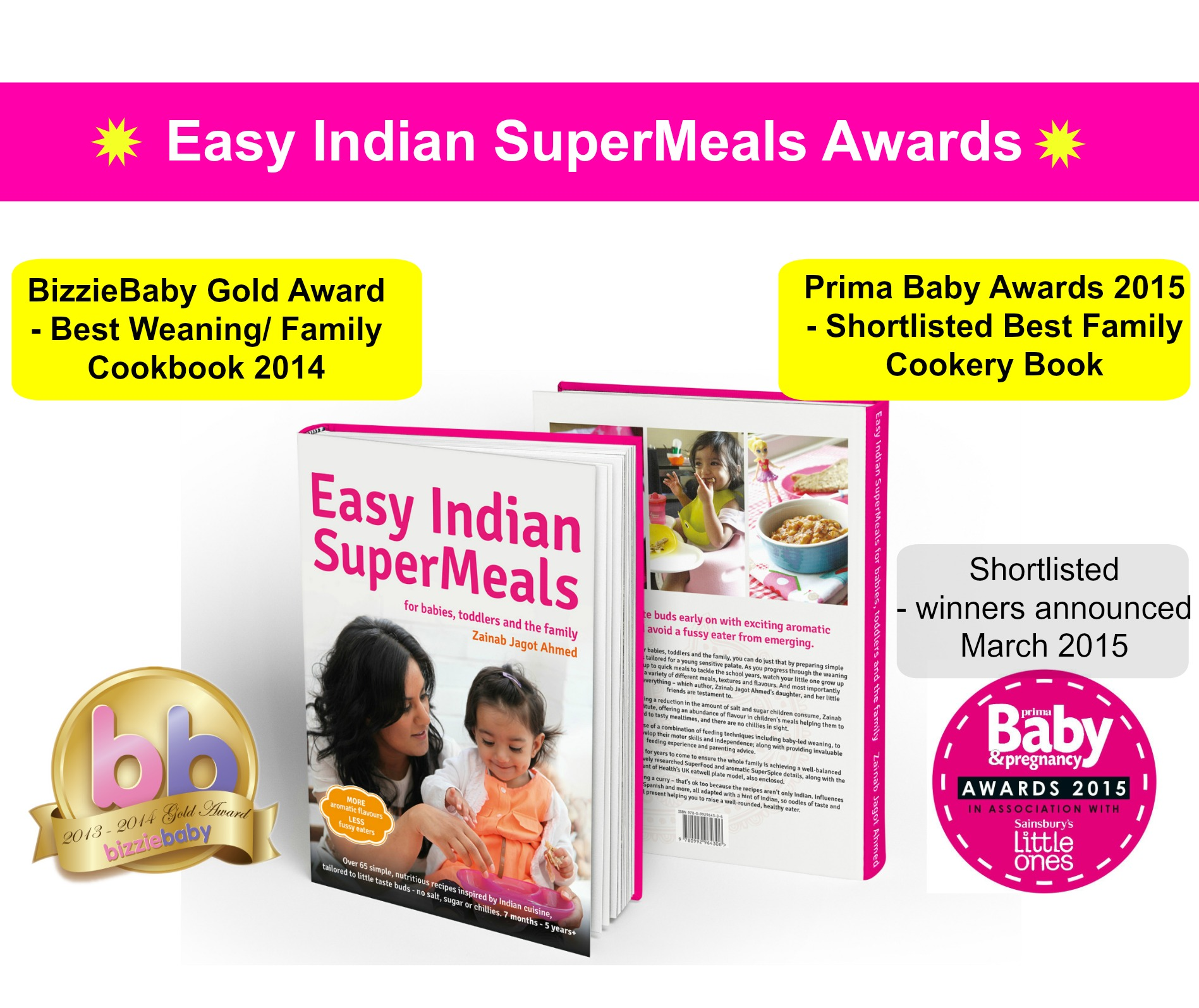 Awards and Shortlist