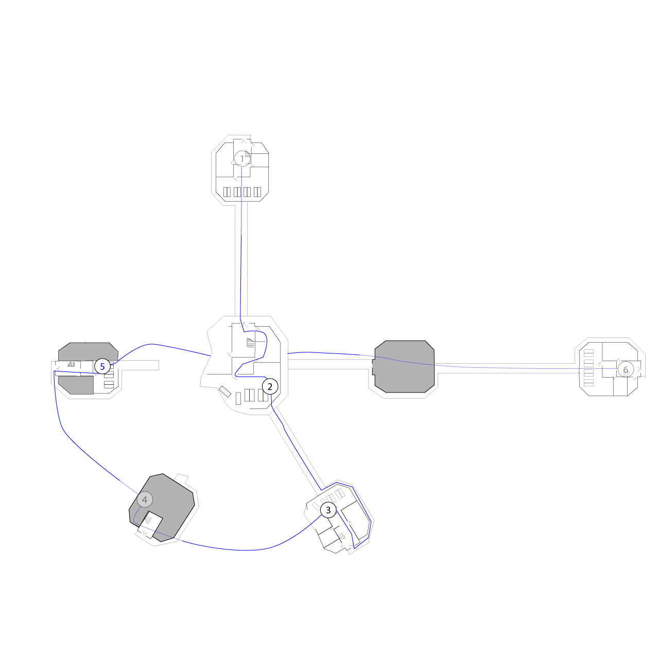 Initial Layout