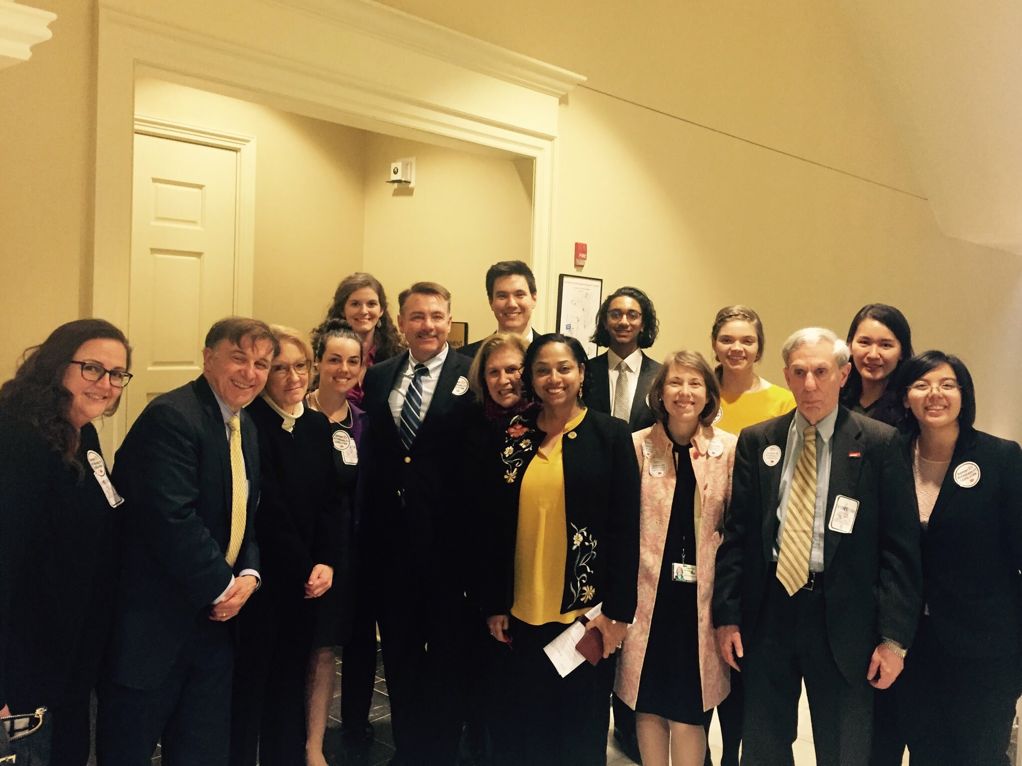 In March 2018, JHSPG Advocacy Chair Leah Cairns partnered with our state's largest health care consumer coalition, The Maryland Citizens Health Initiative, for an Advocacy Day in Annapolis regarding a state-level Drug Price Commission Bill