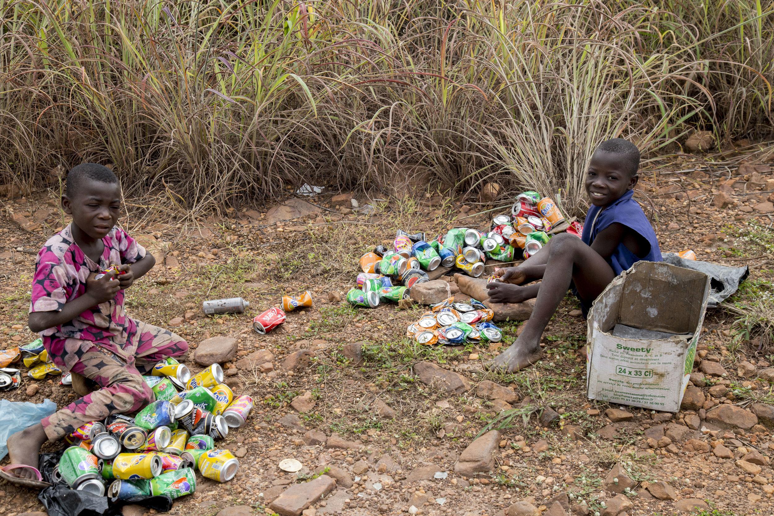 Disadvantaged children -