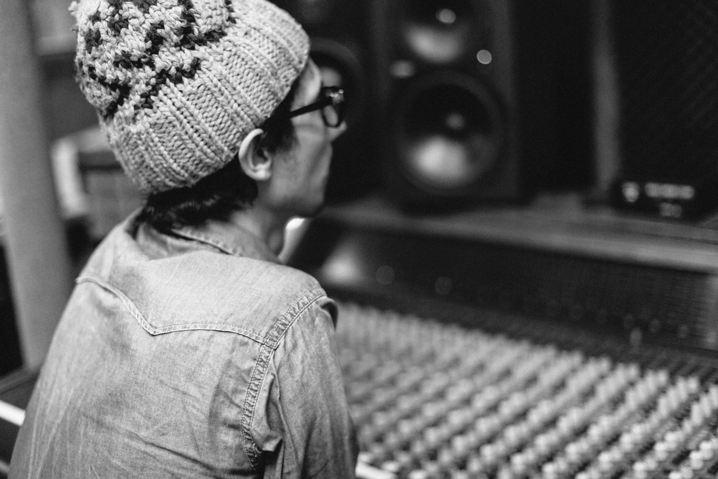 Ivan Basuri, Sound Technician