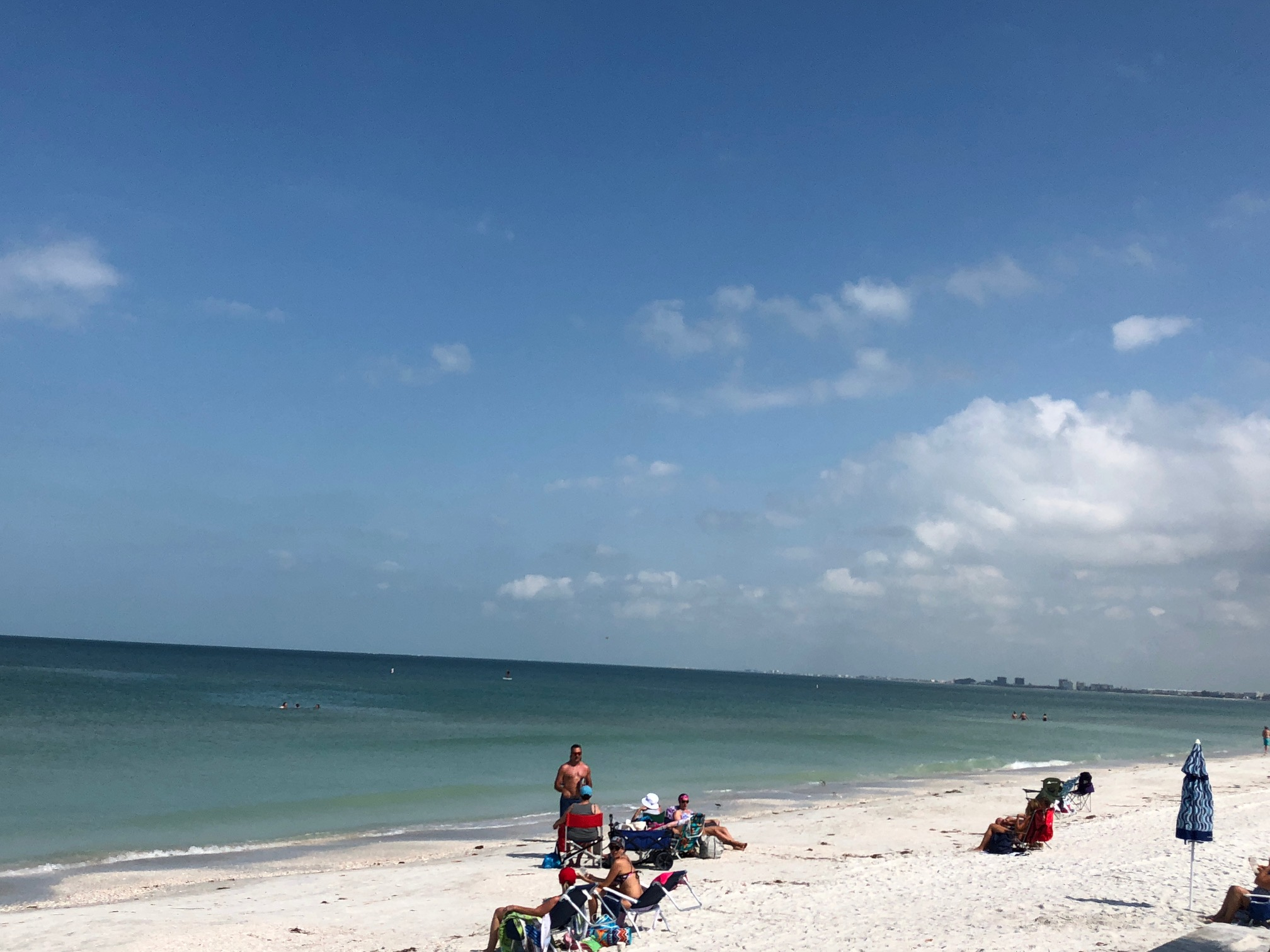 Hit the beach - St. Pete boasts many beaches. It seems the most popular of these choices is Clearwater Beach which has not only the beach but also various other attractions and establishments.While I was in St. Pete, my friend and I decided to visit Pass-A-Grille beach. We opted for this one, as it is said to be quieter and less mainstream. Upon arriving at the beach, we knew we made the right choice for our taste. The water was gorgeous, though still chilly in April, but the beauty of the beach made me forget the temperature of the water.