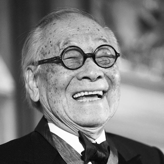 "There's so much that I.M. Pei has given our community. At a death at age 102, he lived a full life and inspired millions. ""Life is architecture and architecture is the mirror of life"". Take every moment and make it the most. 🙏🏽"