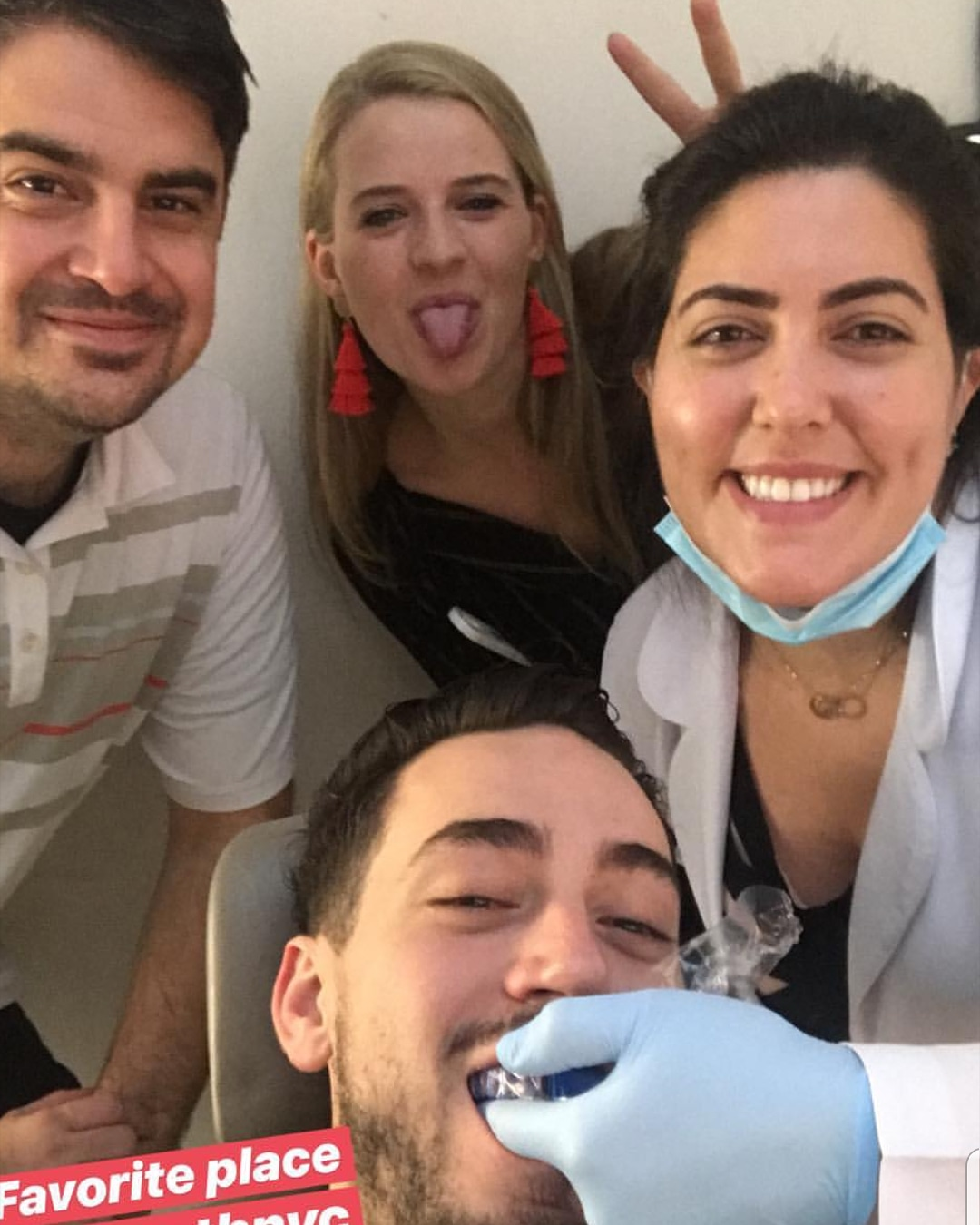 Celebrating the finale of one INVISALIGN smile success as we begin another at LaTooth NYC