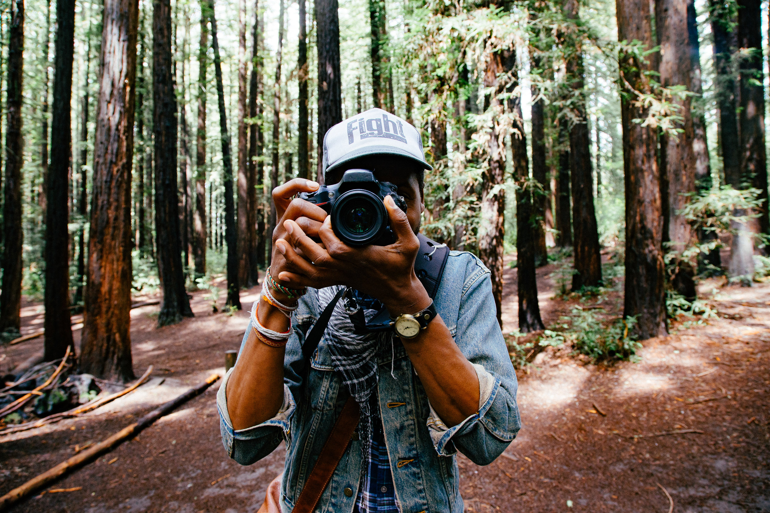 Louis bryANT III - is an international photographer and filmmaker based in the Bay Area. He has spent a good deal of his young career traveling the world - Asia, Latin America and Africa and reflecting a smile to the faces of people along his pathway. Compassionate connections come natural to this artistic free spirit. Even long after departing ways Louis proactively sustains the connections established with his subjects & clients.