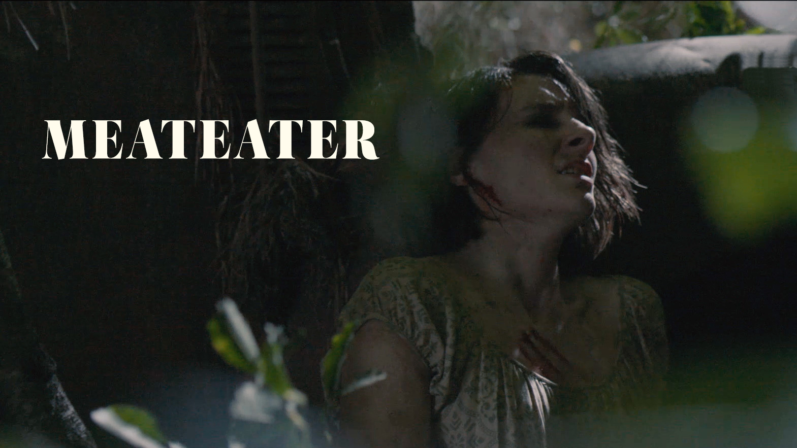 MEATEATER - A micro horror short film. Premiering on the 2018/2019 festival circuit.