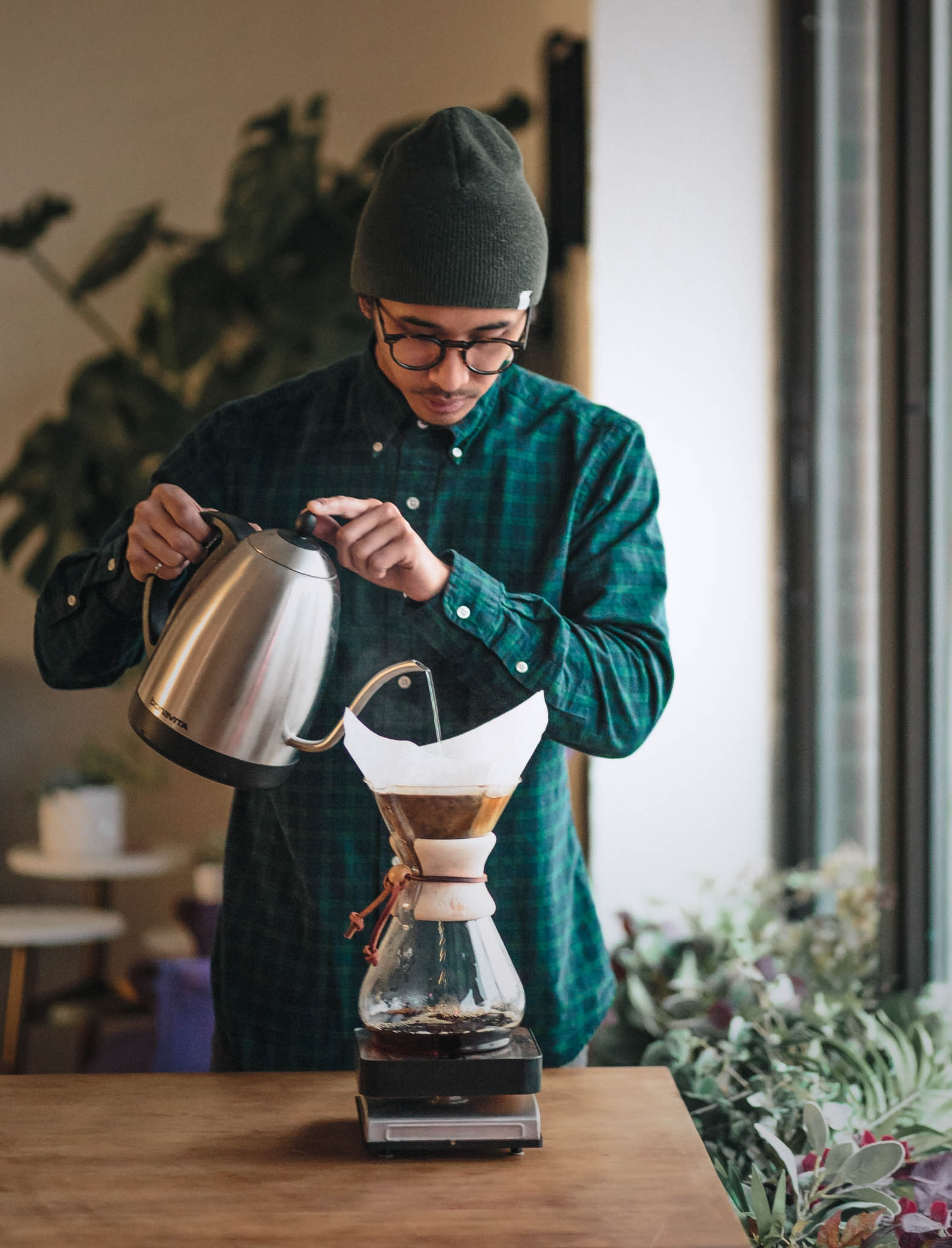Ron Roy - Owner and Founder of 30mL Coffee Co. (formerly Craft Heads Coffee)