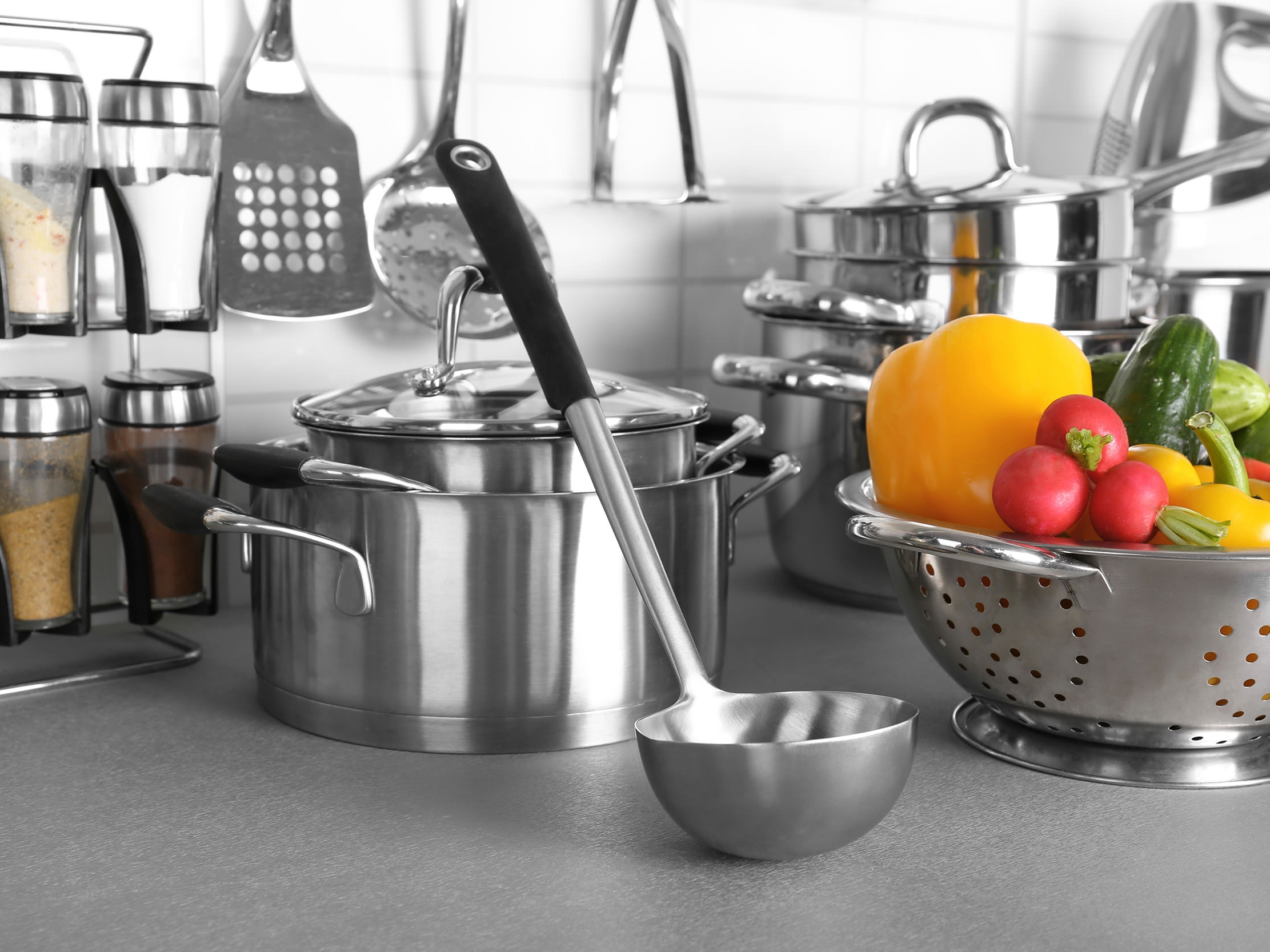 KITCHEN GADGETS - [Coming Soon]