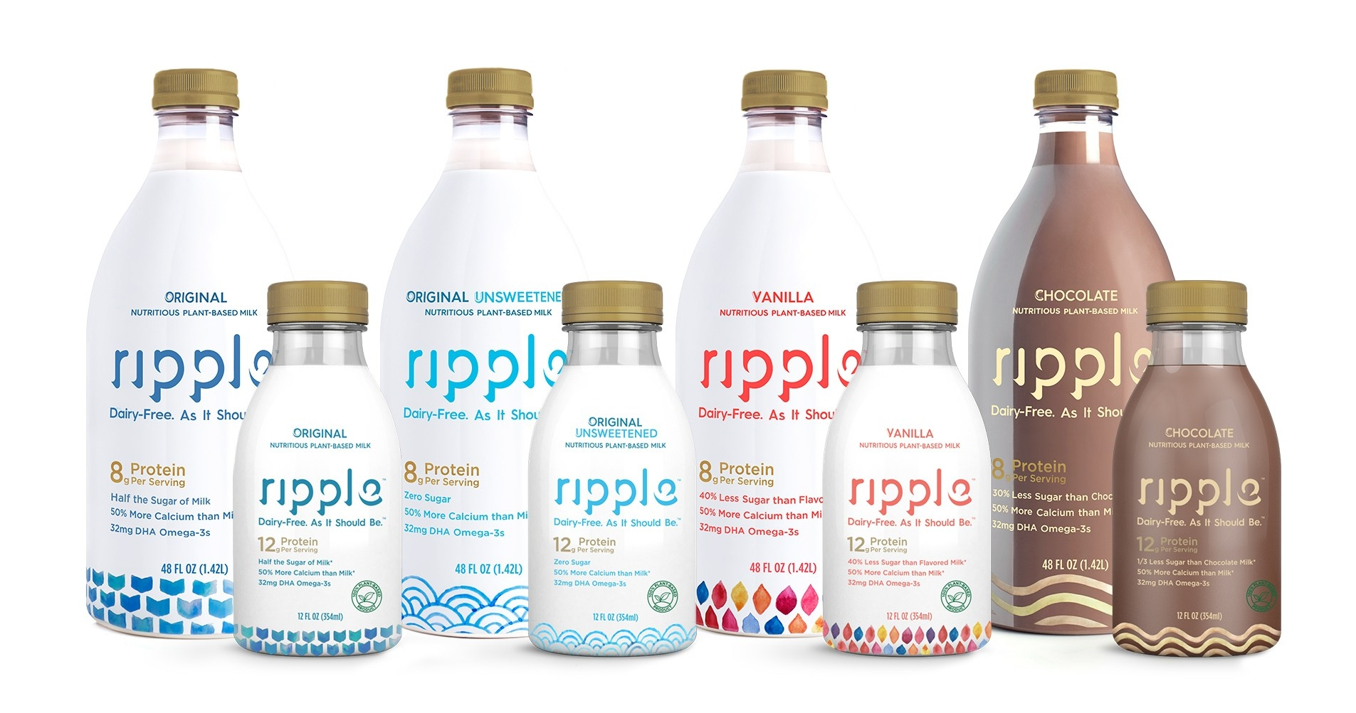 Goldman Sachs invests in plant protein startup Ripple.