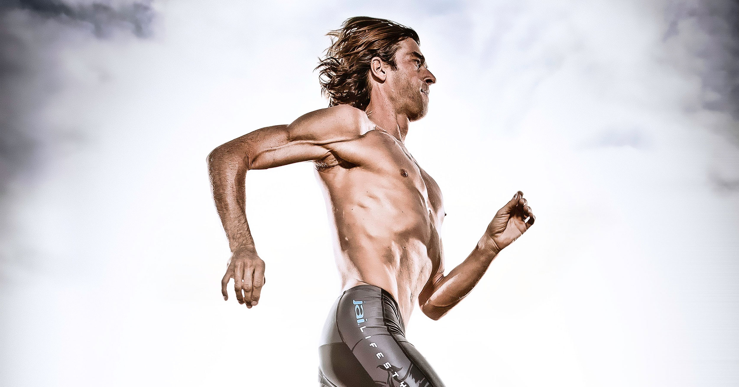 Rich Roll is crowned the fittest vegan by Men's Health Magazine.