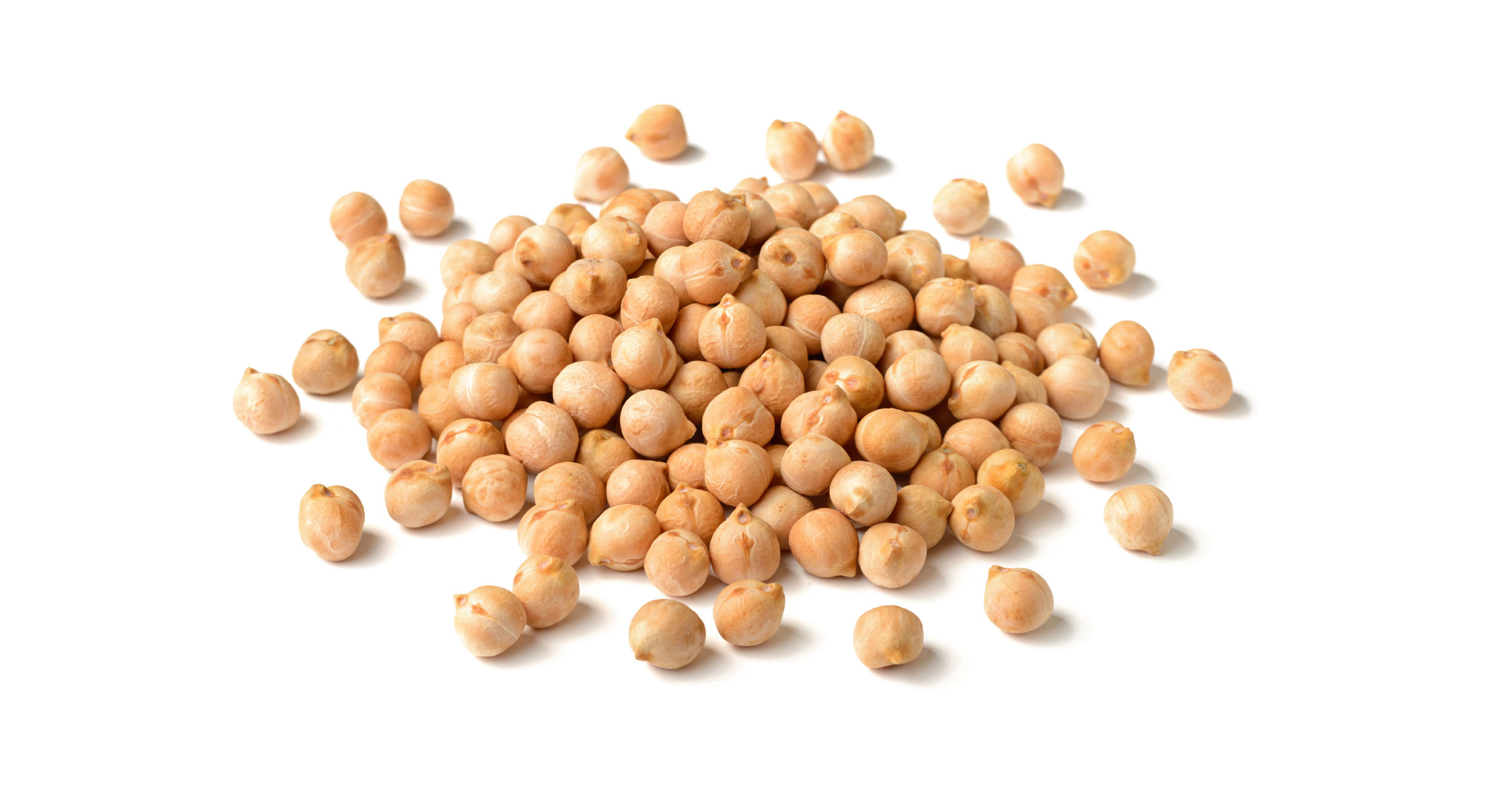 Chickpeas are a healthy plant-based superfood. Garbanzo beans are a source of vegan protein.