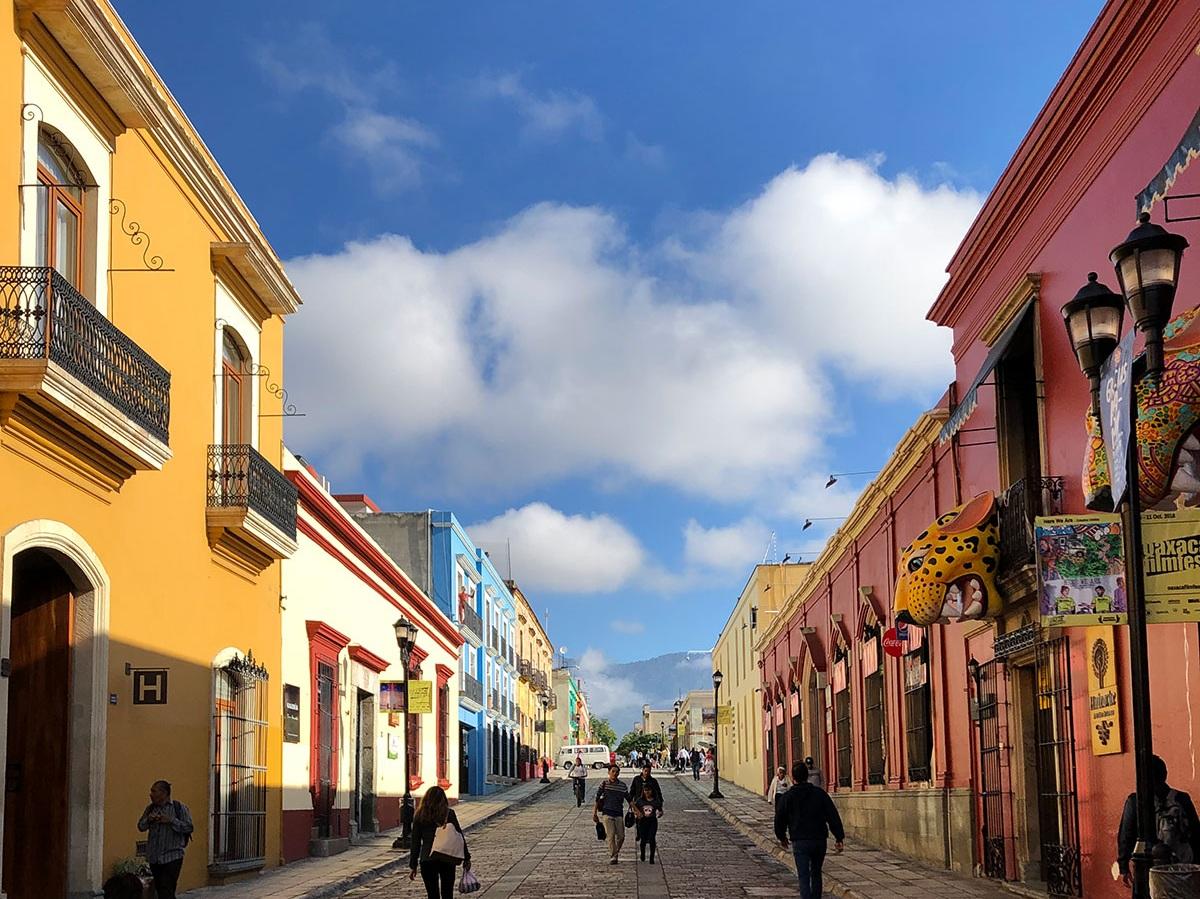 OAXACA CITY -