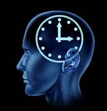 Clock in my head