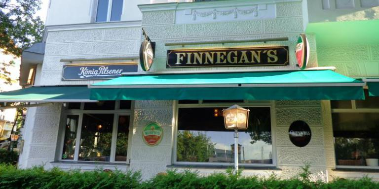 Finnegan's Irish Pub, Berlin - Excellent food, a large selection of whisk(e)y and beers, Berlin's best Irish Coffee, and employees who do give a damn! Bergstraße 8,12169 Berlin030 7920709