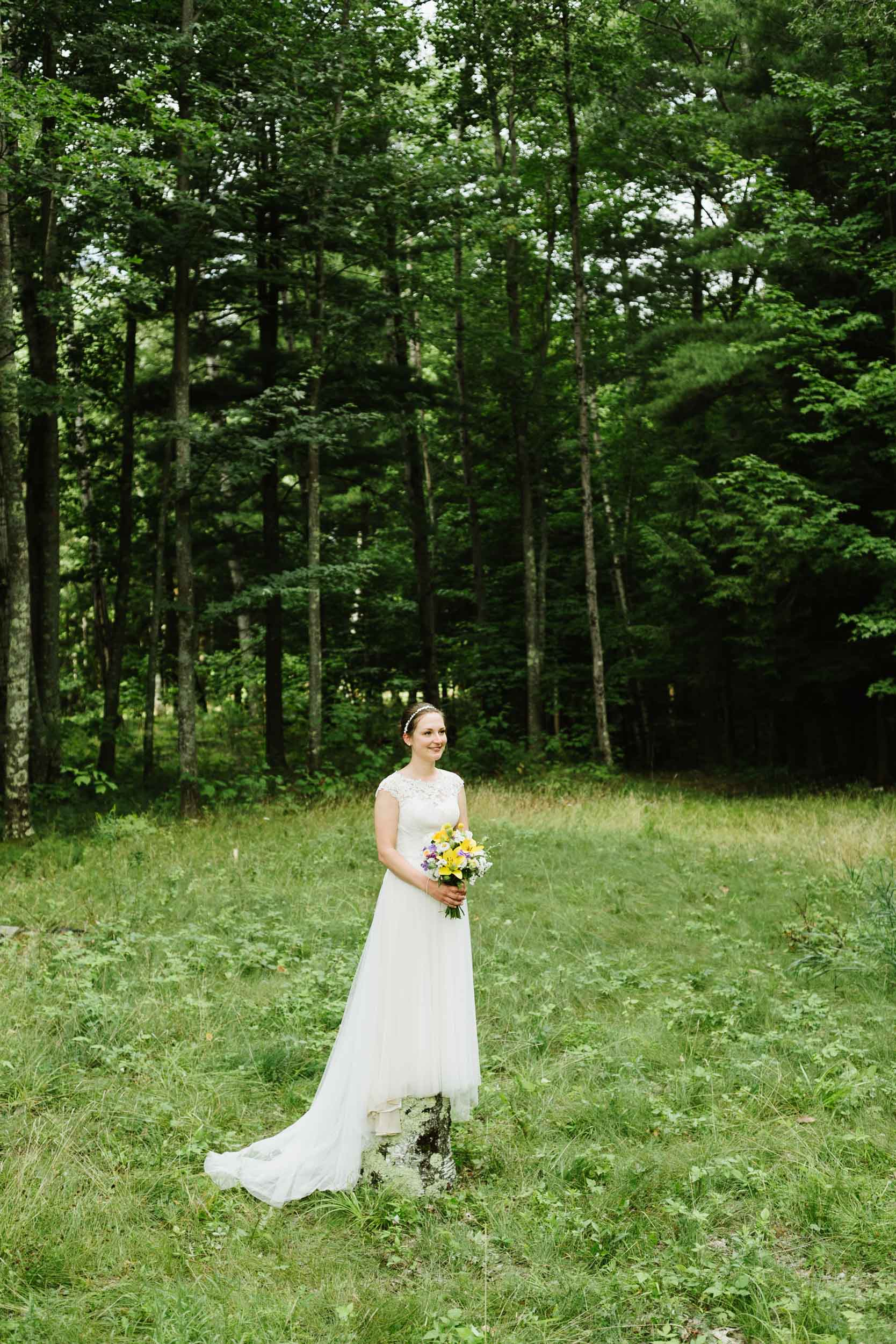 Keene Mountain House Wedding -  click on the above image to view gallery