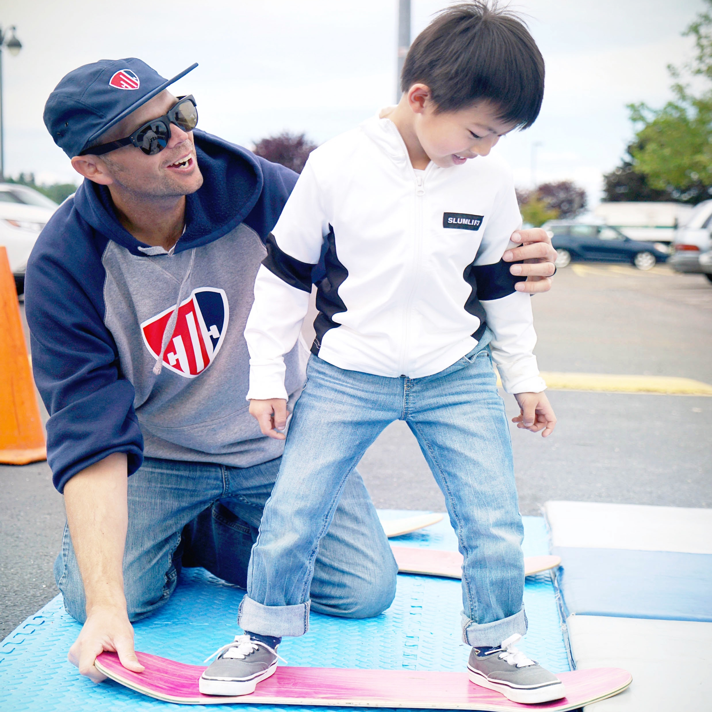 We offer teaching resources through our     Educator Membership     ,   including an interactive e-course, the completion of which also serves as a Level 1 Certification.   -For level 2 we offer in-person examination.    We train and certify Skateboard Instructors   using our proven methods to ensure that they are able to provide an engaging and memorable learning experience. And we offer invaluable ongoing resources to skateboard educators through our    Educator Membership   , which has a threshold for entry.