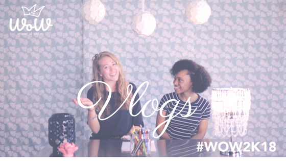 ARE YOU READY FOR WoW?  Watch your WoW 2K18 hosts, Addison and Giselle, in these video logs created especially for middle school girls!