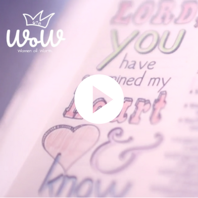 EPISODE THREE  Addison and Giselle show you how fun and meaningful Bible Journaling can be.