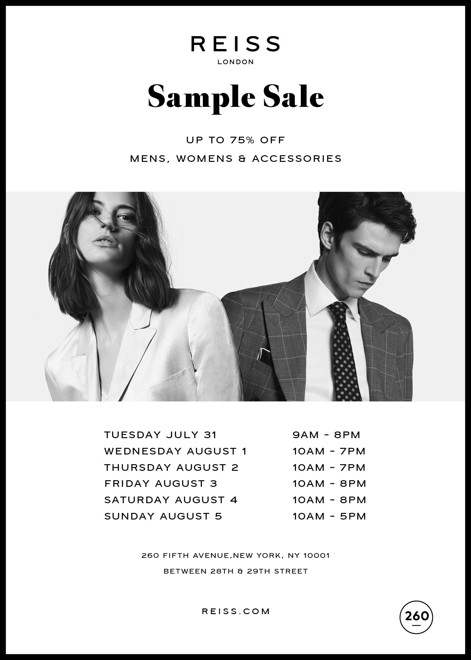 Reiss Sample Sale E-vite.jpg