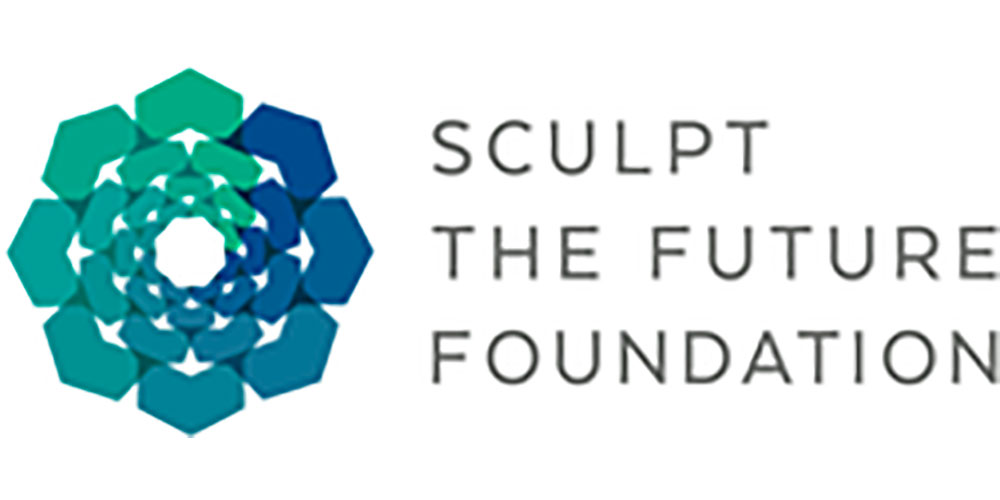 Sculpt the Future Foundation   promotes positive environmental change towards global sustainability by supporting creative, innovative and sustainable action.
