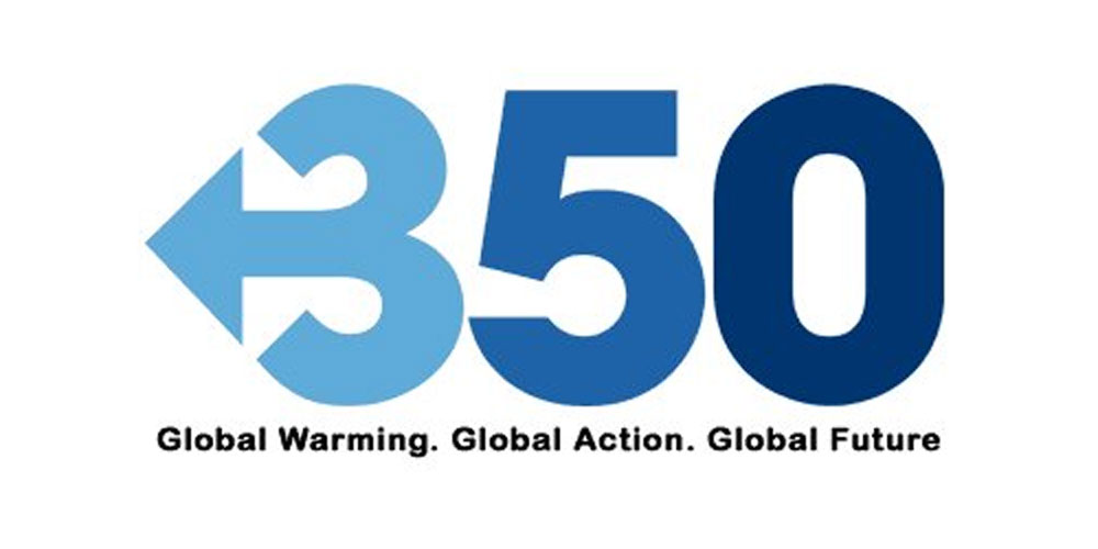 350.org   is building a global climate movement. Our online campaigns, grassroots organizing, and mass public actions are coordinated by a global network active in over 188 countries.