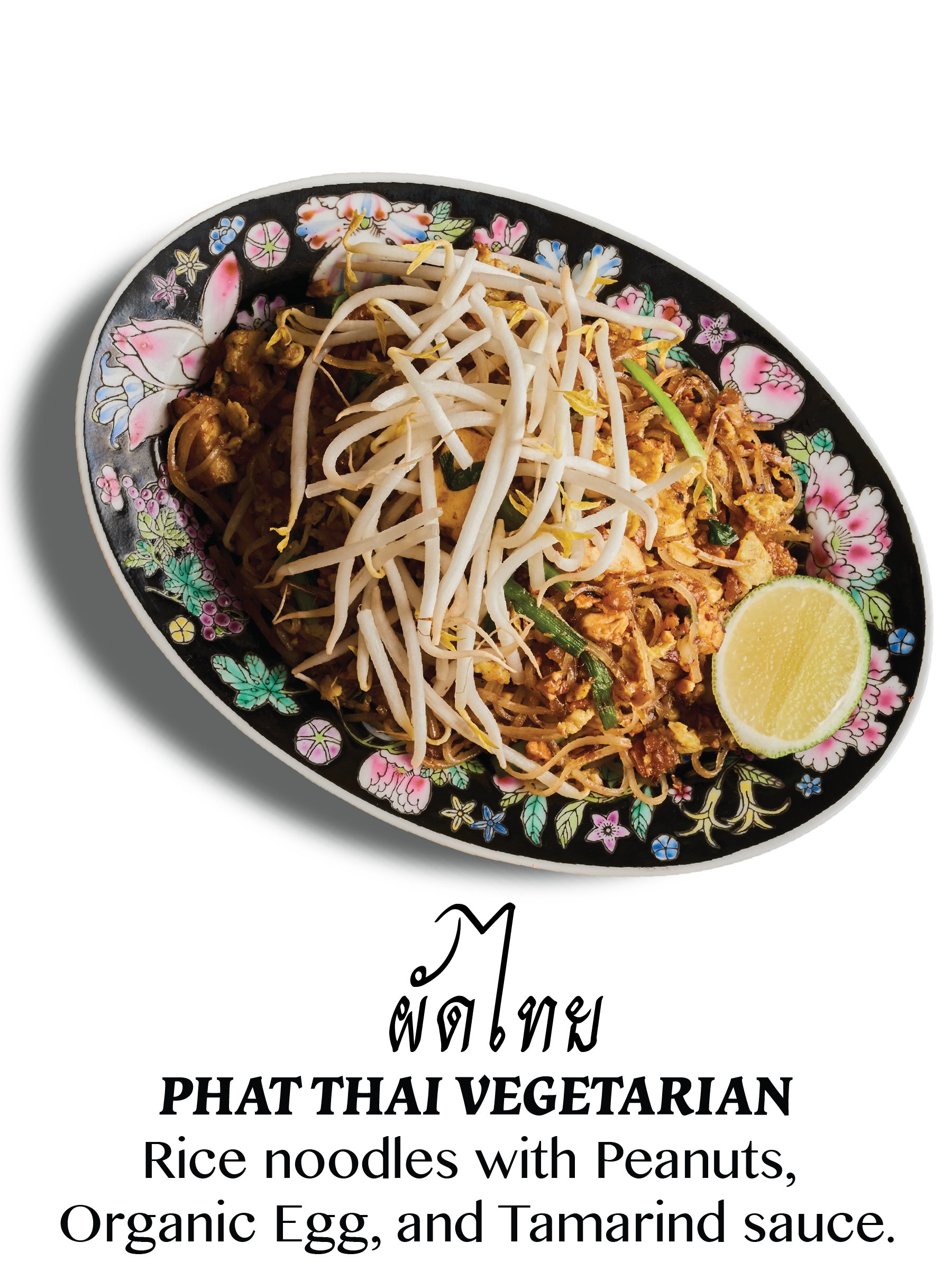 <h2>Phat thai vegetarian<h2>