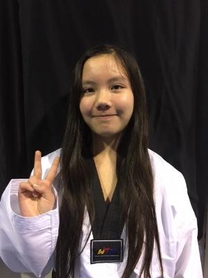 Chu-Lan McKinlay  (1st Dan)