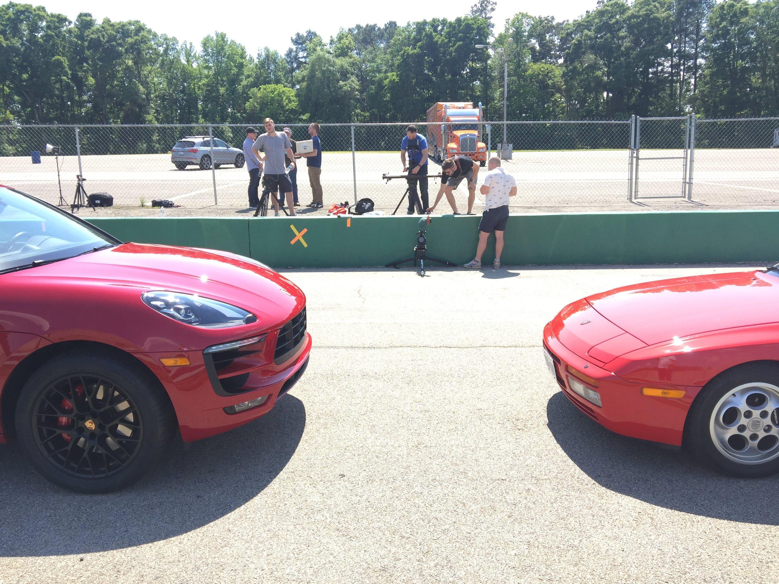 PCA, Virginia International Raceway