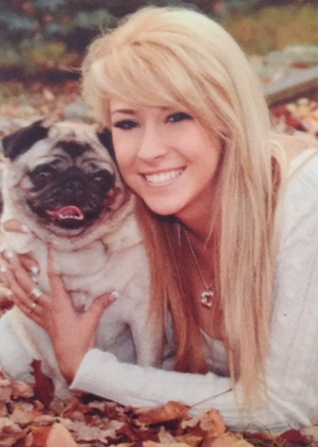 In loving Memory and Honor of Brittny Isabella Harrison. -