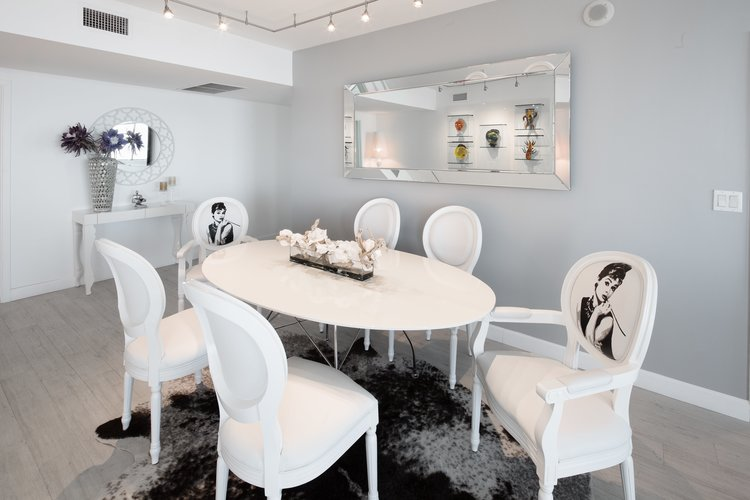 Dining Room designs from Rooms by Eve, Eve Joss Interior Designer from Boca Raton, FL3.jpeg