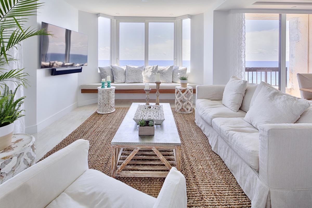 Zen Penthouse in Highland Beach, FL, Rooms by Eve, Eve Joss Interior Decorator7.jpg