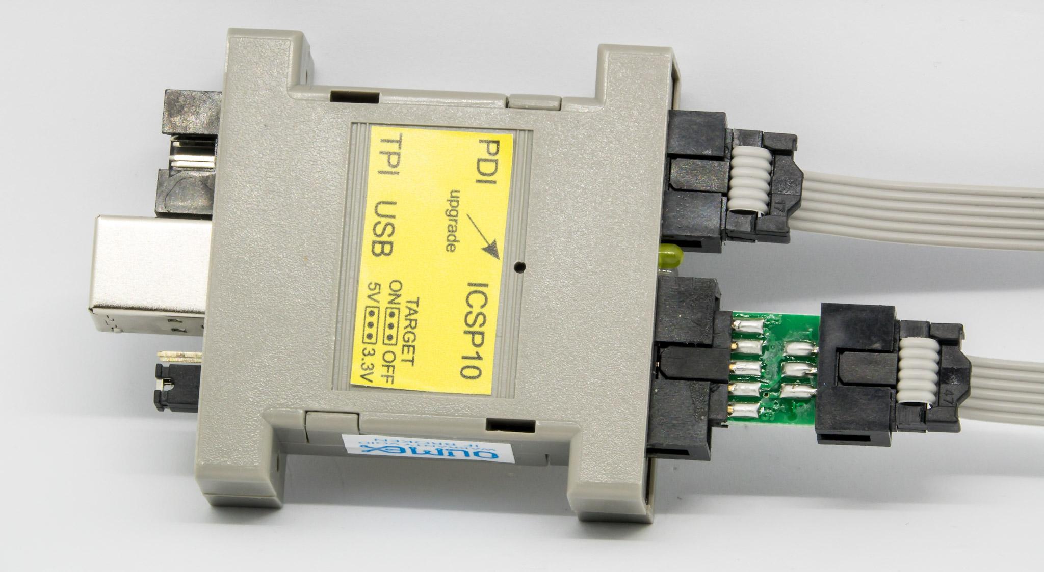 Olimex AVR-ISP-mk2 programer