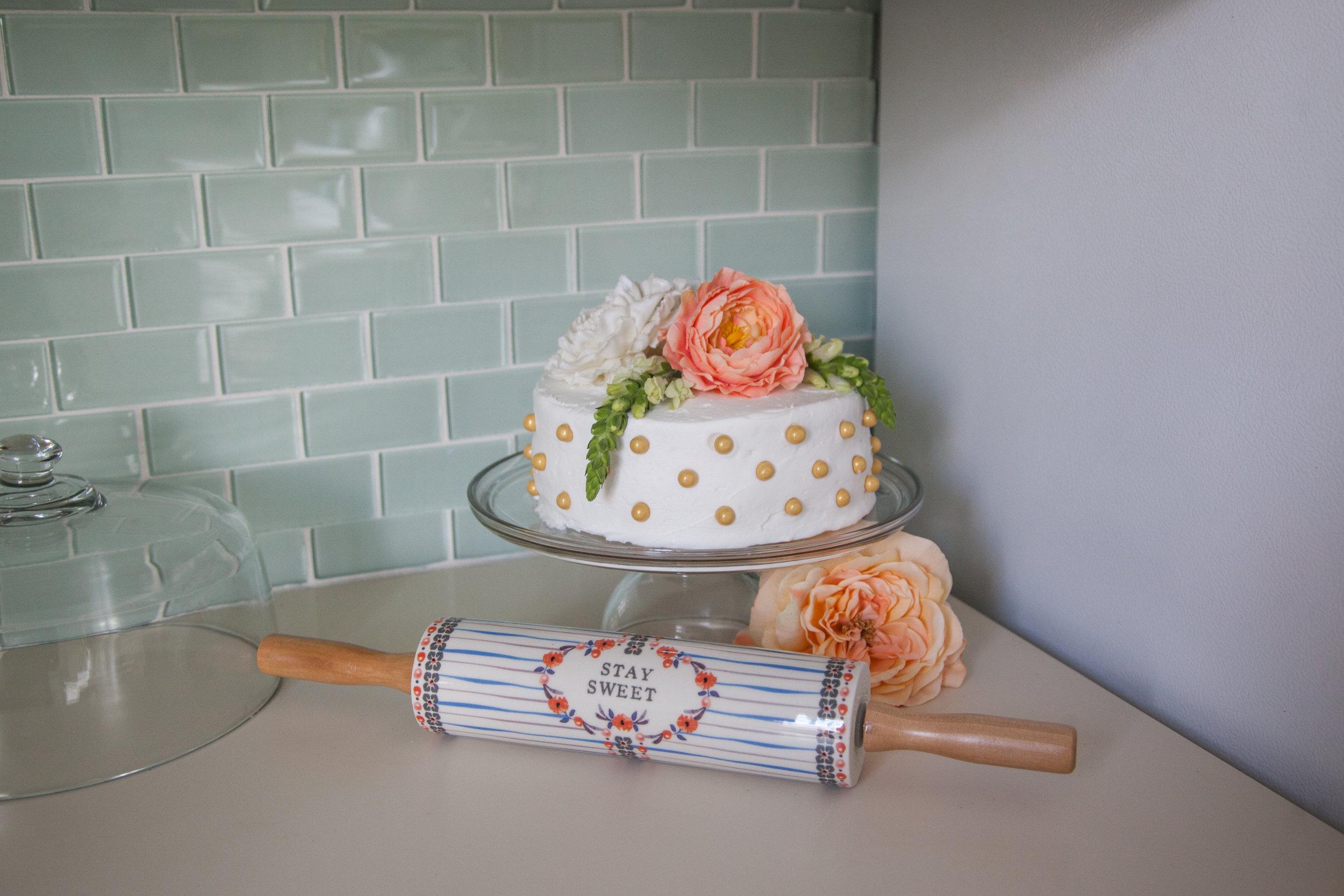 Cottage Kitchen Styling